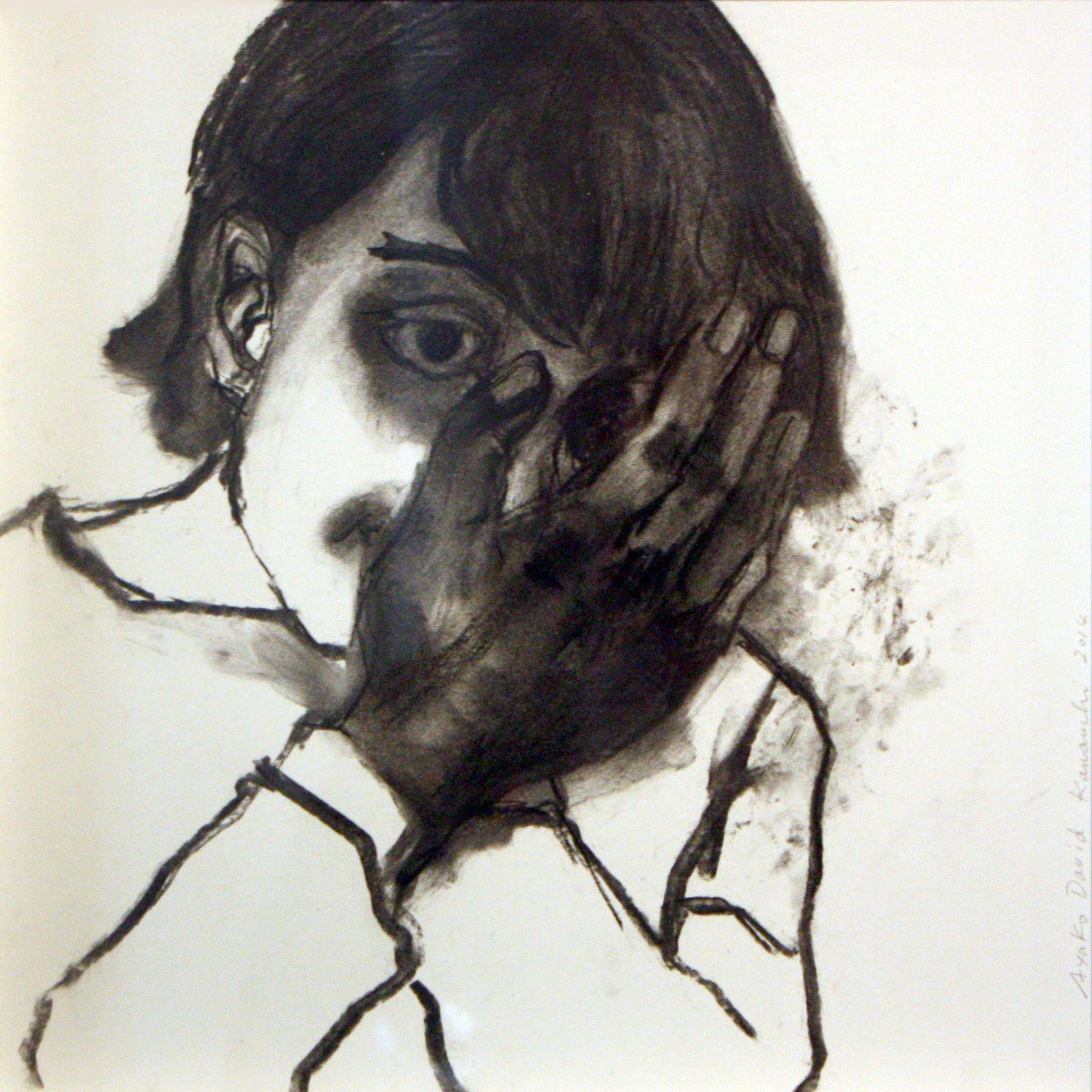 """""""Le passé"""", 2014 Ayako DAVID-KAWAUCHI"""