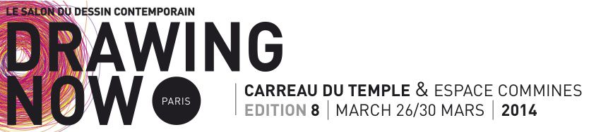 Salon d'Art Contemporain: DRAWING NOW PARIS 2014