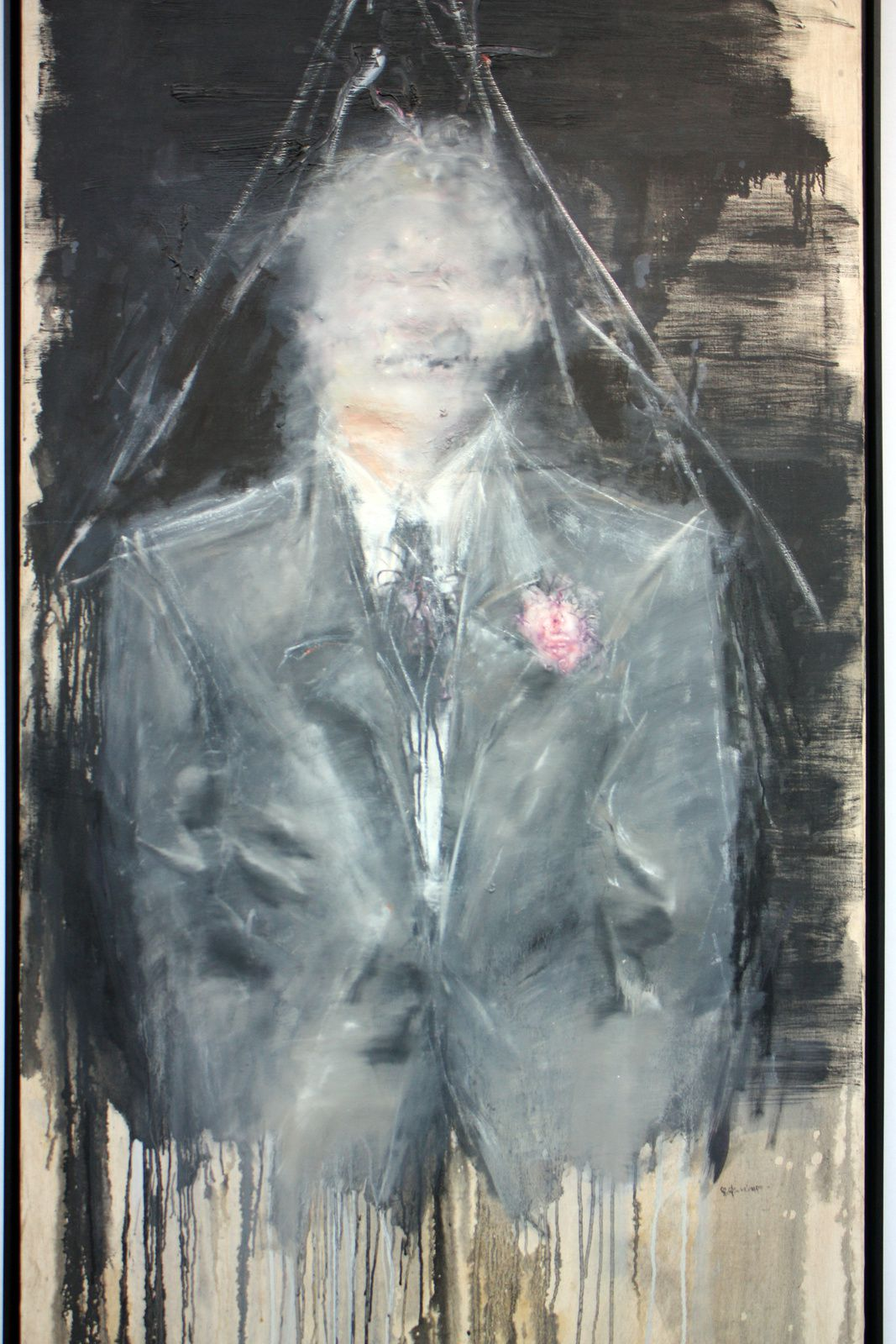 """Business man"" 2000, LUI WEI"