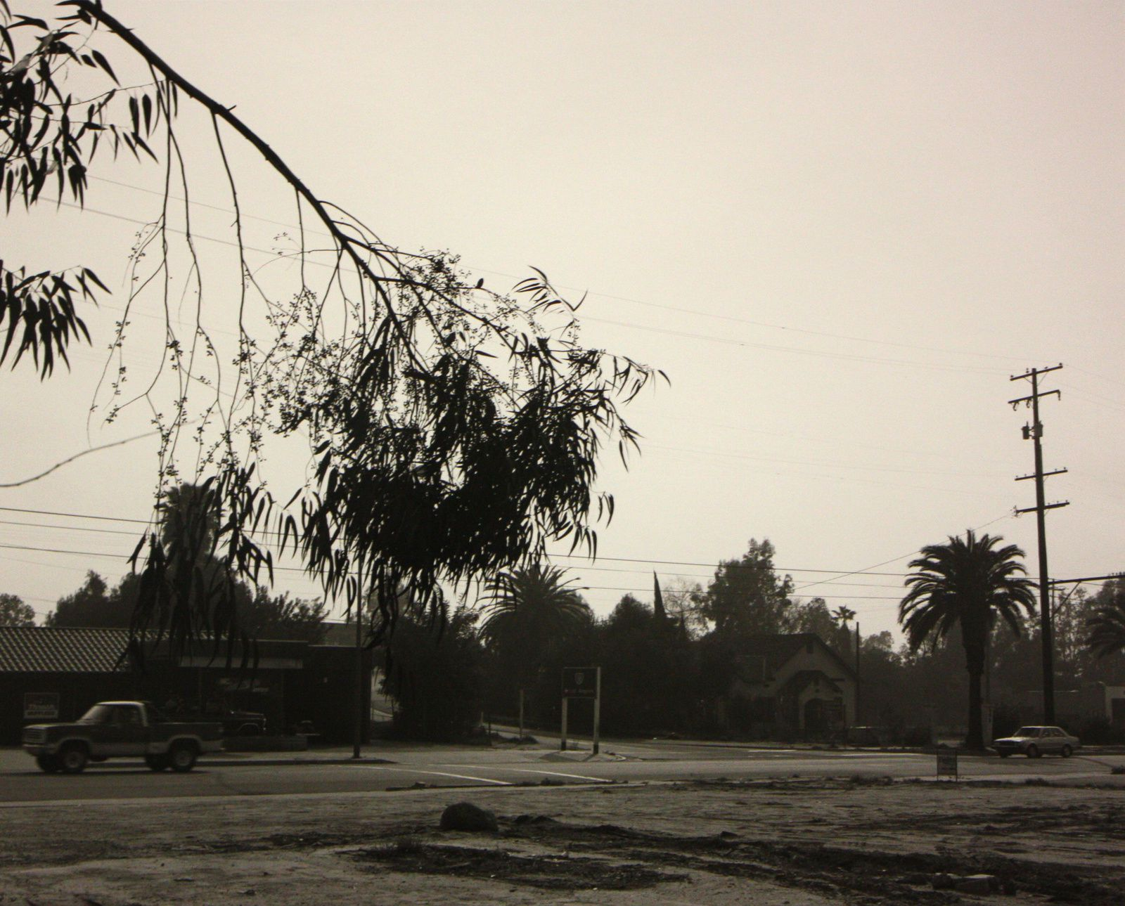 REDLANDS, Californie, 1982