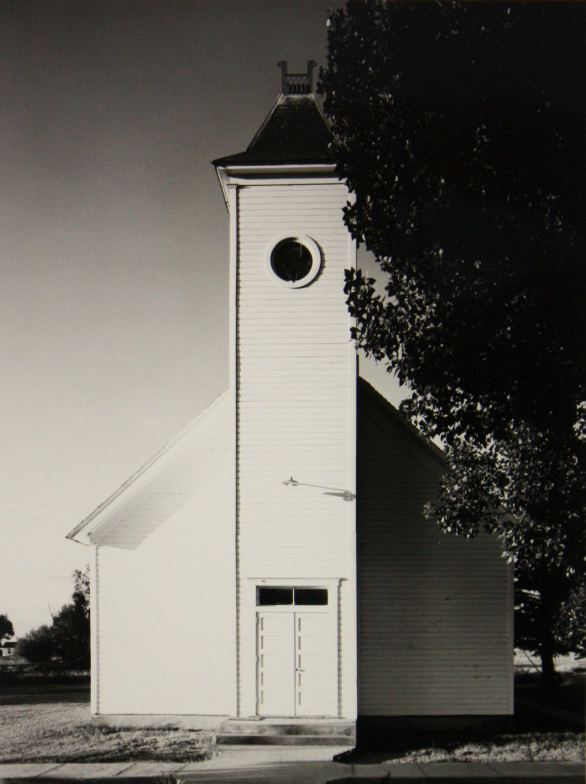 Eglise méthodiste, BOWEN, Colorado, 1965