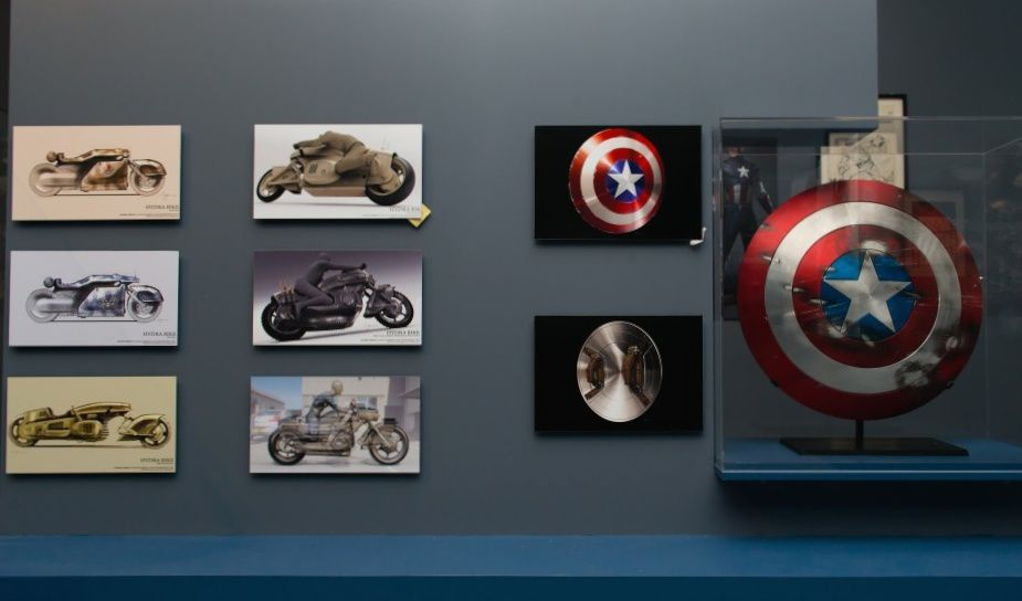 Expo Illustration Contemporaine:  l'Art des Super Héros Marvel