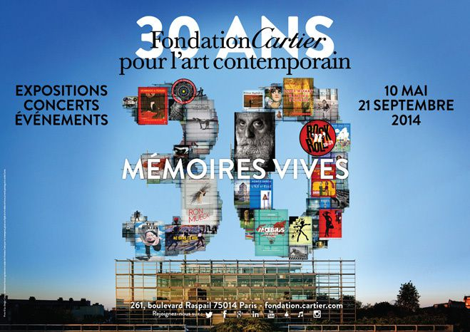 Expo Collective Contemporaine: MÉMOIRES VIVES