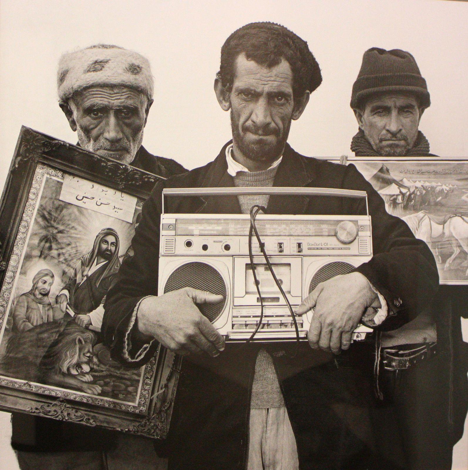 """Série Famille Iranienne"" de MOSHEN RASTANI"