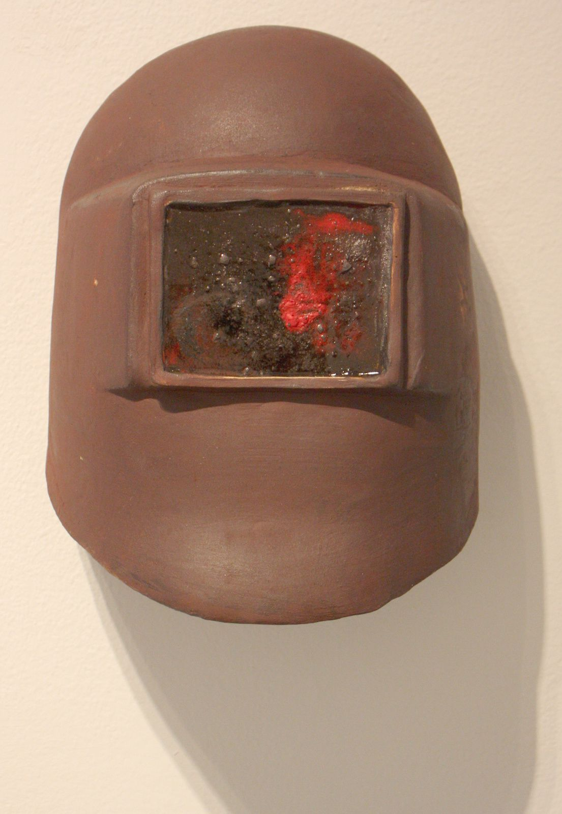 """Série Masque de protection"", 2014"
