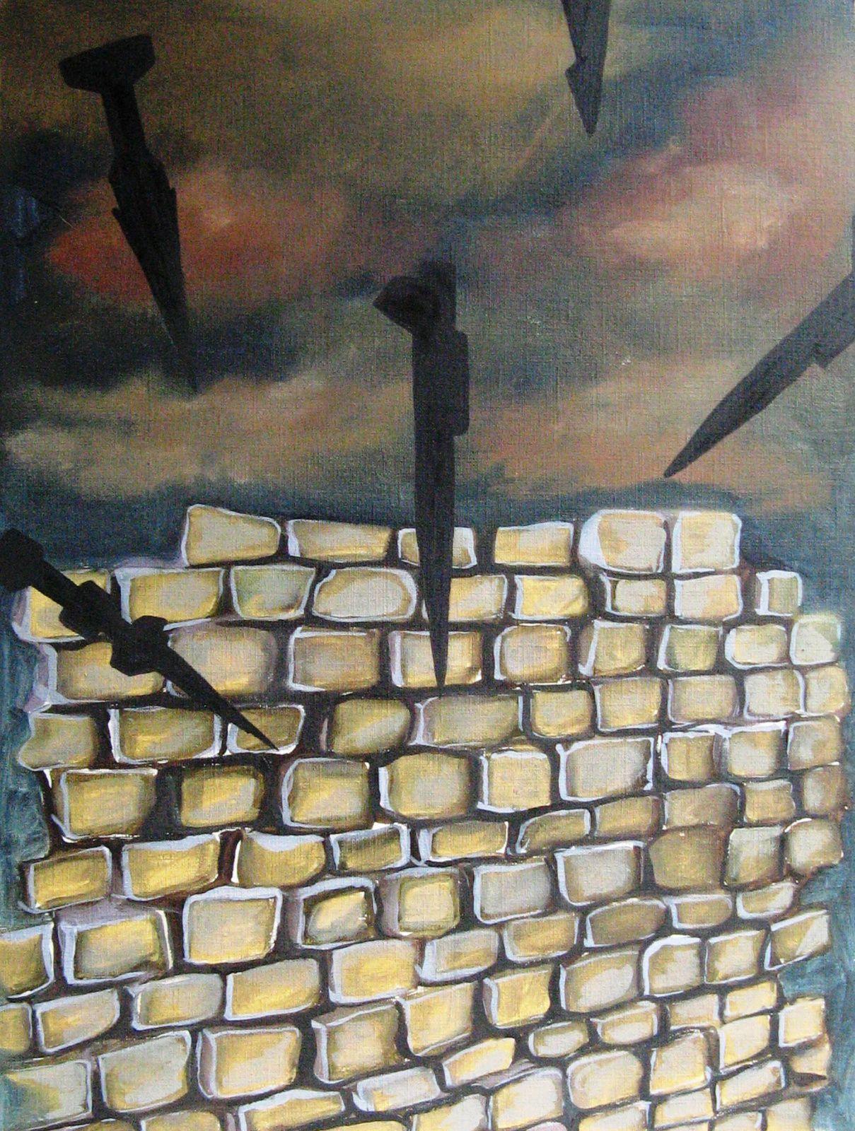 """""""Alep"""", 2014 de Nadia BENBOUTA"""