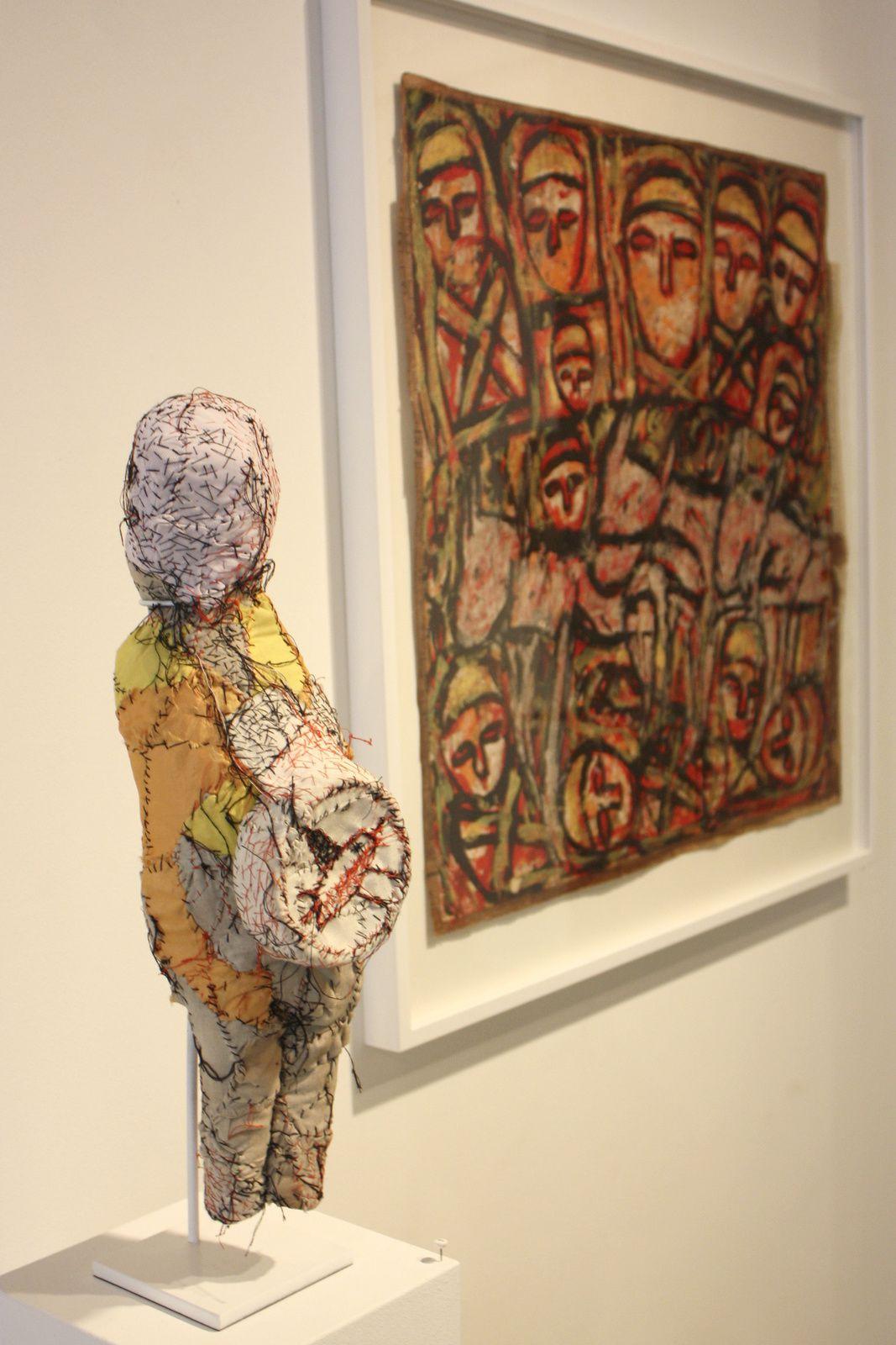 "Expo Rétrospective Contemporaine: Michel NEDJAR ""MOMENTUM"""