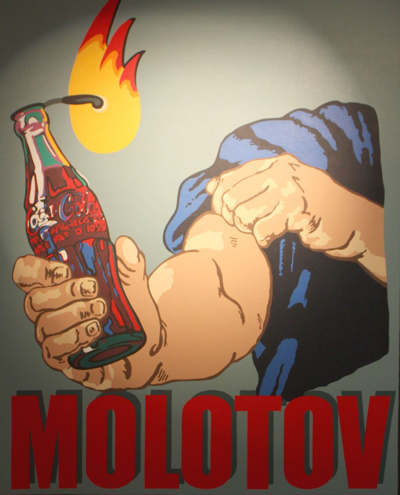 Molotov Cocktail, 2002 de Alexander KOSOLAPOV