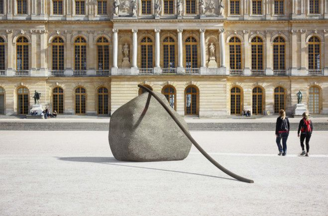 Expo Solo Shown: Lee UFAN — Versailles