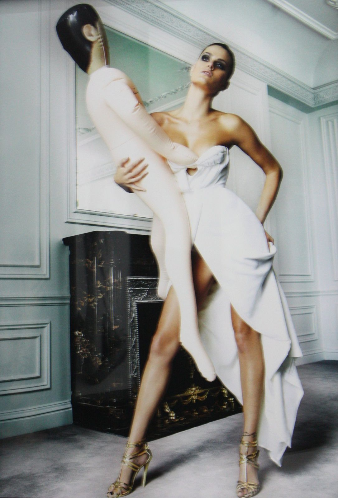 Expo Photographie Contemporaine: Mario TESTINO  &quot&#x3B;Extremes&quot&#x3B;