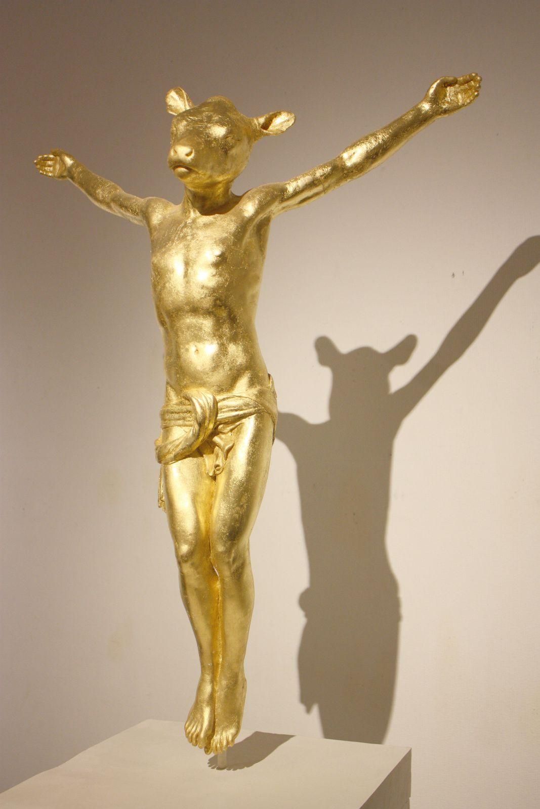 Jésus Veau d'or