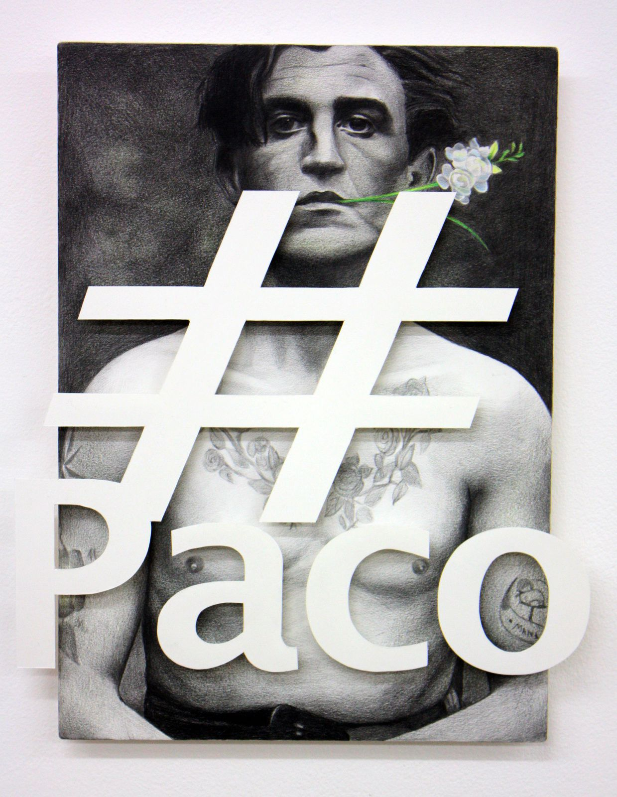 Paco, 2014 (Courtesy de l'artiste, Backslash Gallery (Paris)