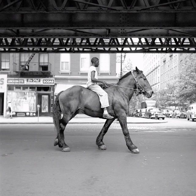 Expo Photographie Contemporaine: Vivian MAIER