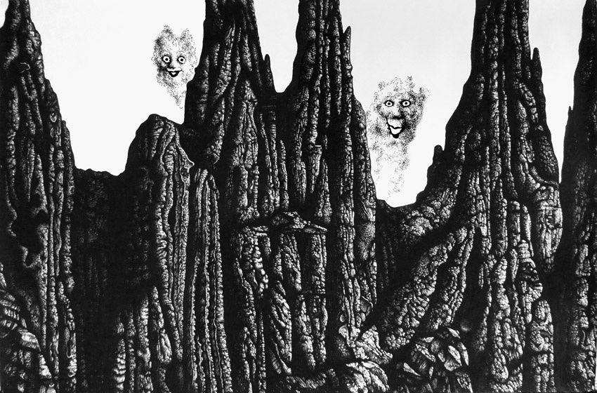 """Bigrocks"", 2014 de Chloé POIZAT"
