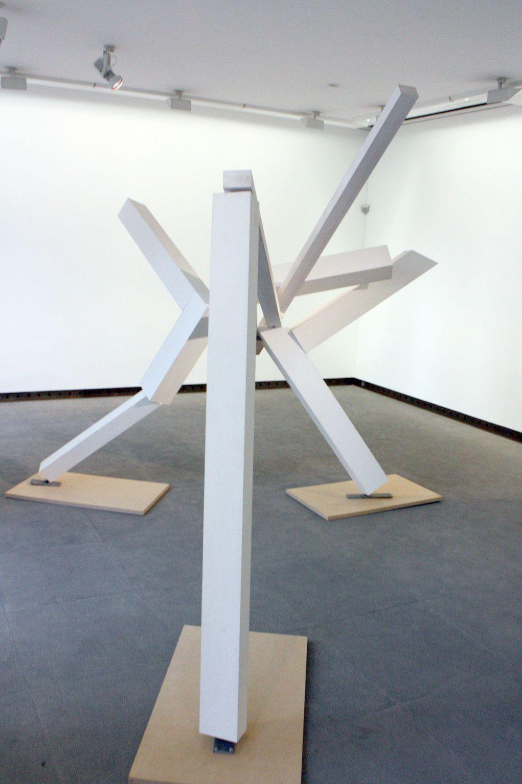 """Sans titre"", 2003-2005 de Joël SHAPIRO Courtesy Galerie Karsten Greve Paris"