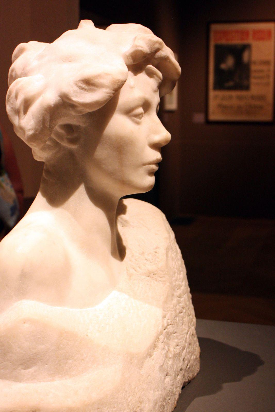 """Eve FAIRFAX"", 1905 d'Auguste RODIN"