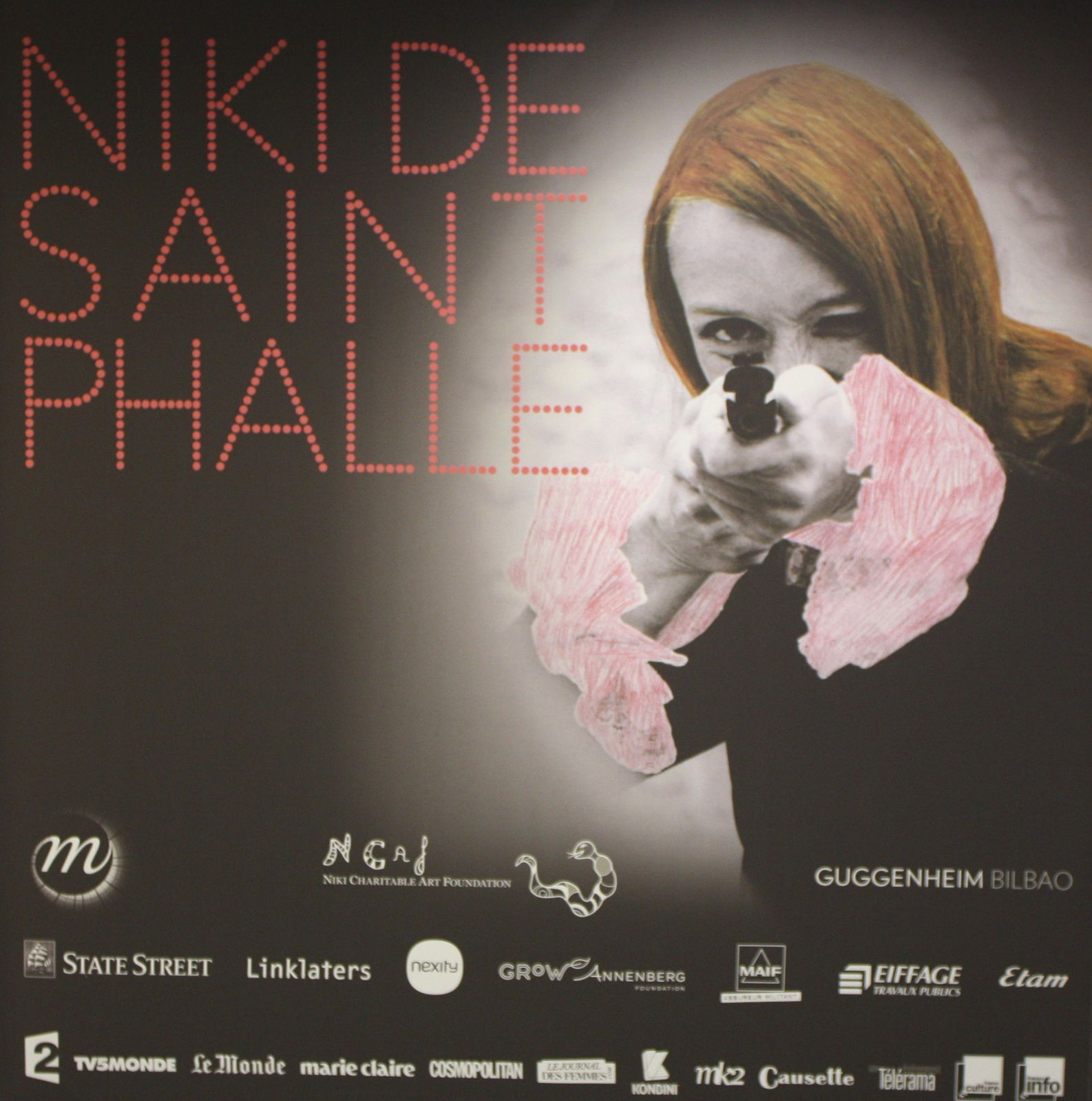 Expo Retrospective Contemporaine: Niki de Saint Phalle