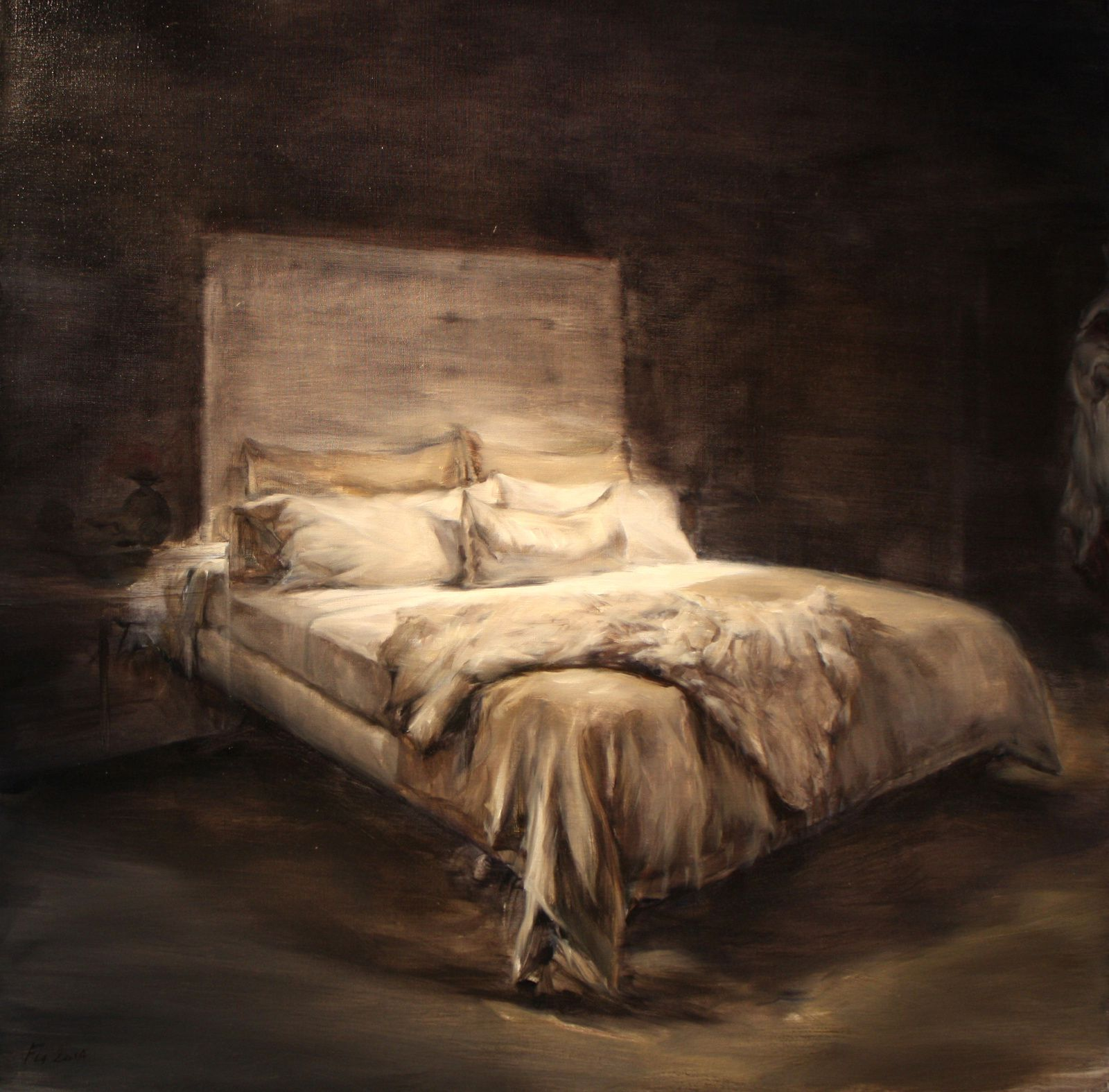 """Bedroom"", 2014 de FU SITE"