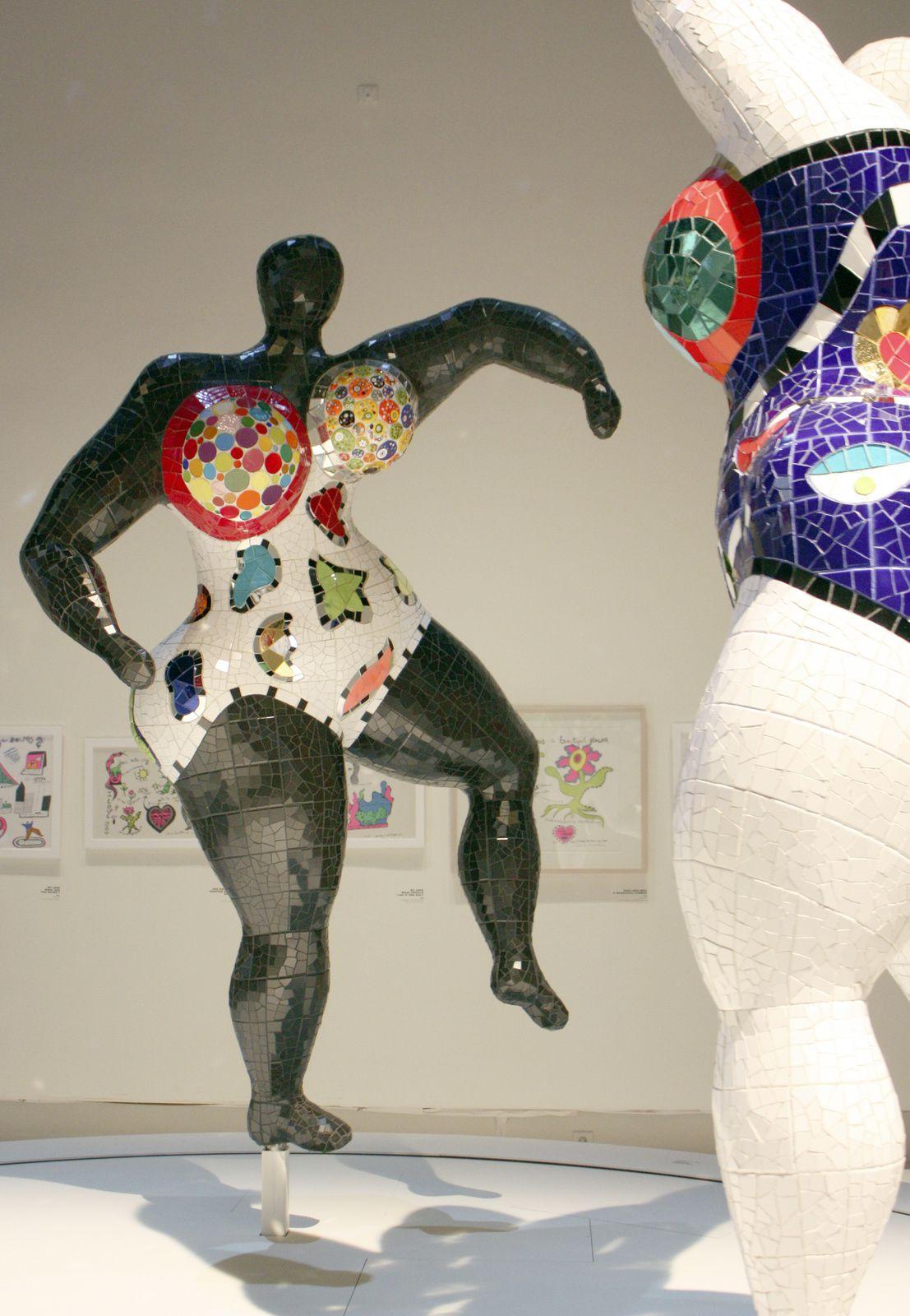 """""""Nana danseuse noire"""", 1968"""