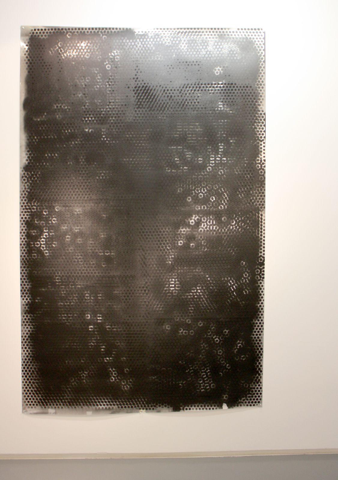 """""""Moiré"""", 2010 de Dirk Vander Eecken"""
