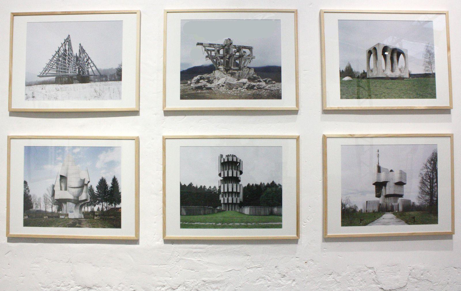 """""""Spomenik # """", 2007 de Jan Kempenaers"""
