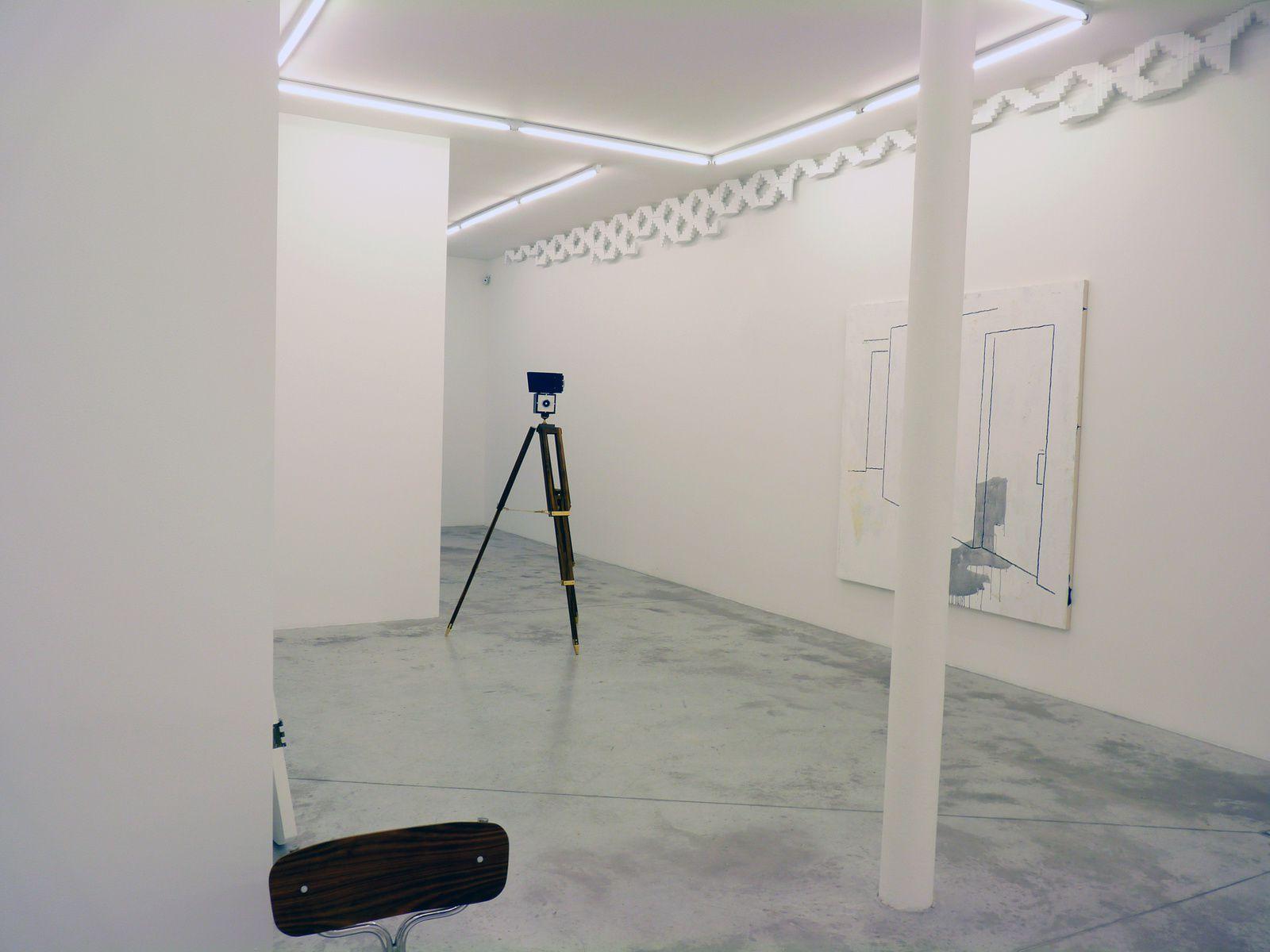 Exposition Solo Show: Julian Hoeber