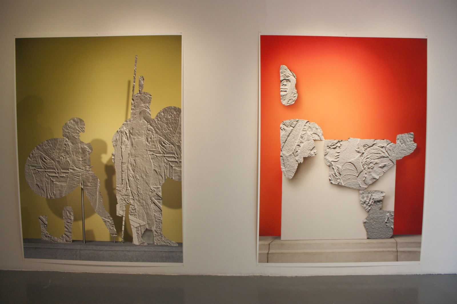 "Expo Solo Show: Brigitte Zieger  ""Pieces of Possible History"""