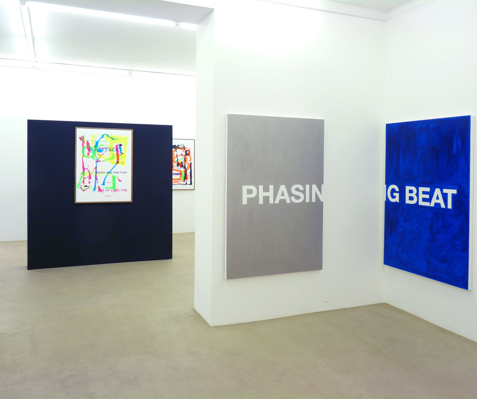 Expo Solo Show: Jean-Baptiste LENGLET &quot&#x3B;History of Trance&quot&#x3B;