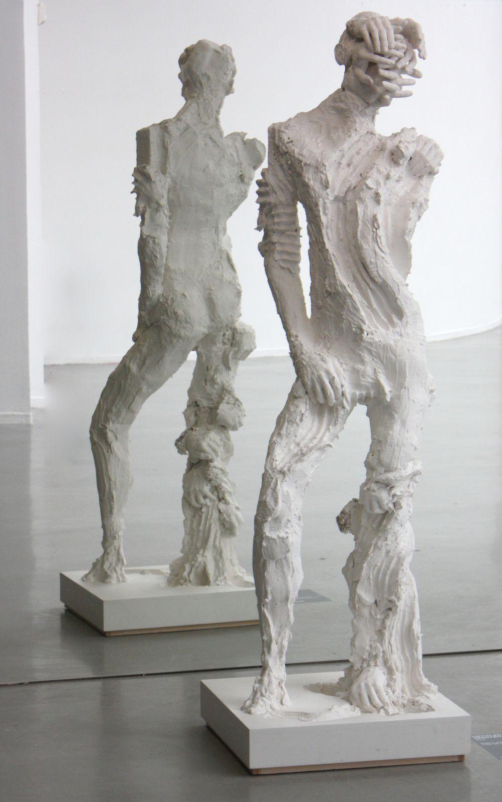 """Untitle 8 (Bodybuilders)"", 2013 de David Altmejd"