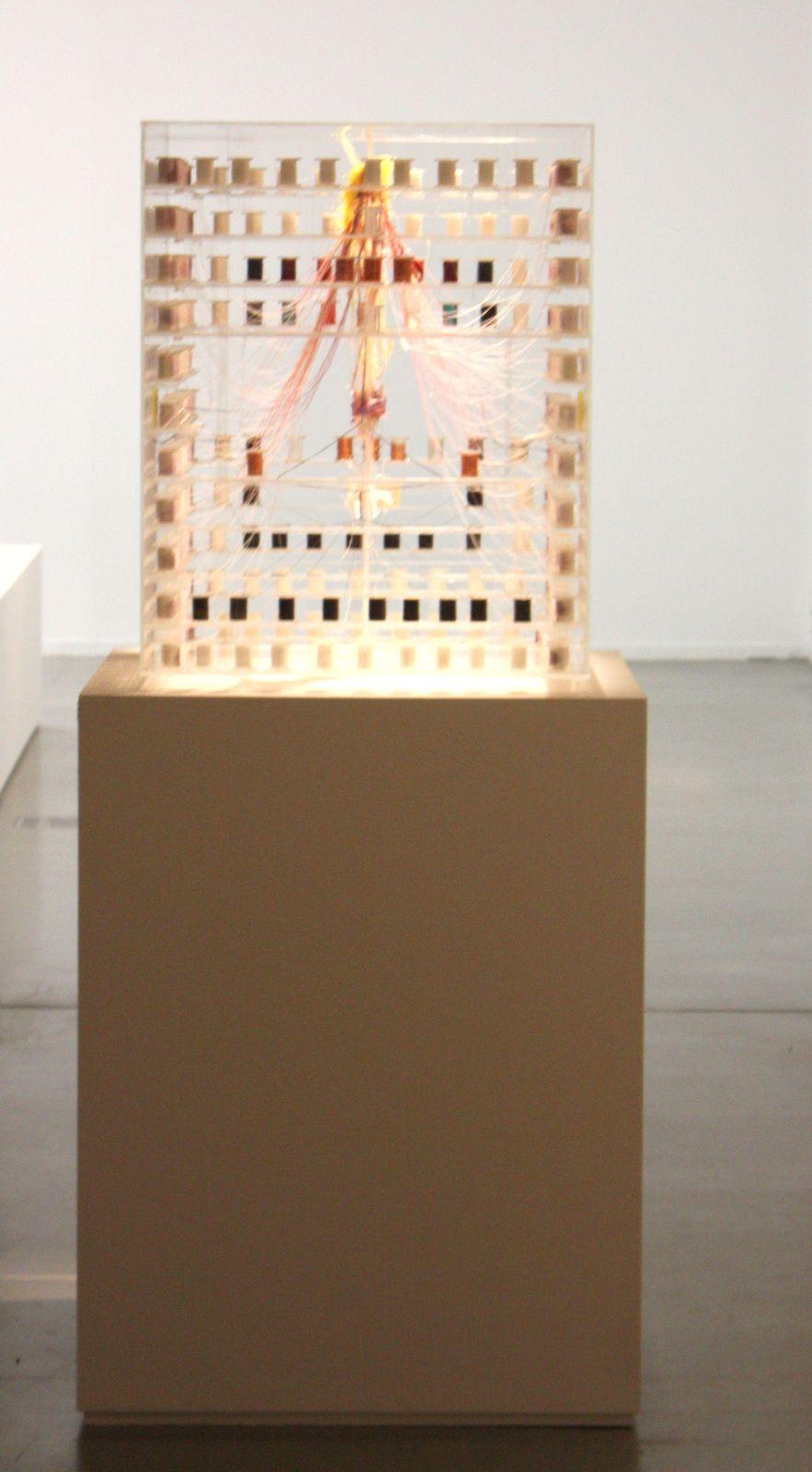 """""""La chambre d'hôte"""", 2010 de David Altmejd"""