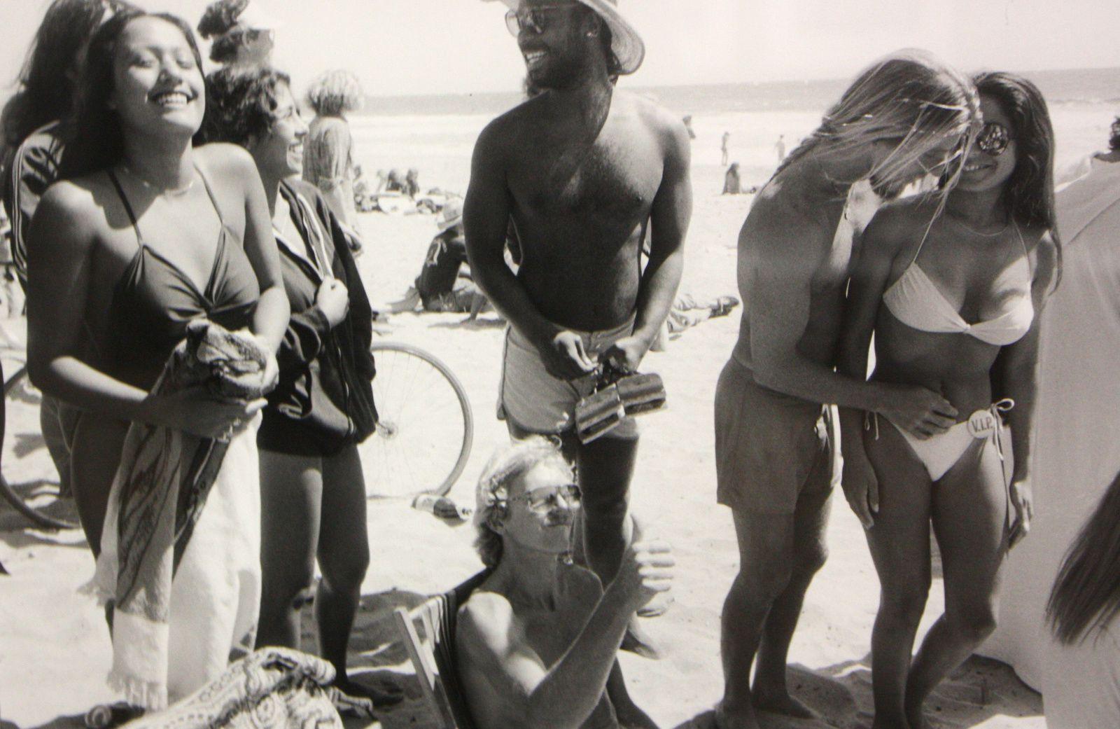 """Venice Beach, Californie"", 1980-1983 de Winogrand"