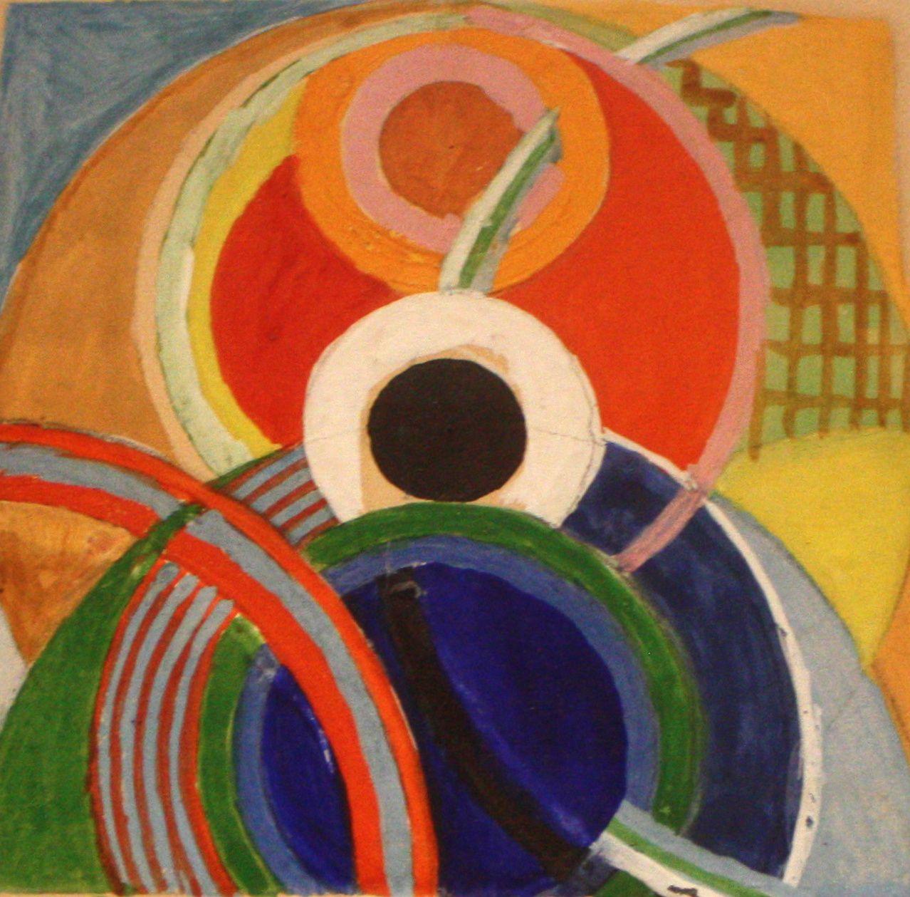 """""""Rythme couleur"""", 1938"""