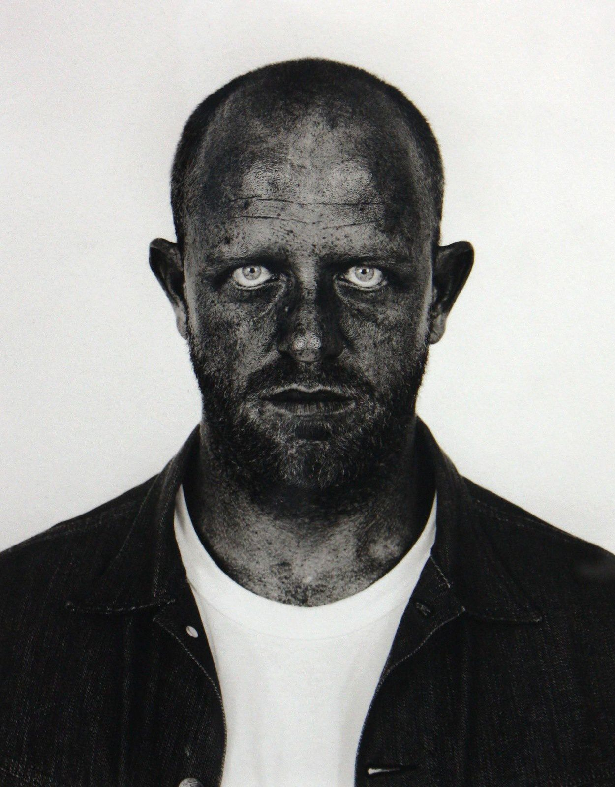 "Série ""There's  place in hell for me and my friends"", 2011-2012 de Pieter HUGO"