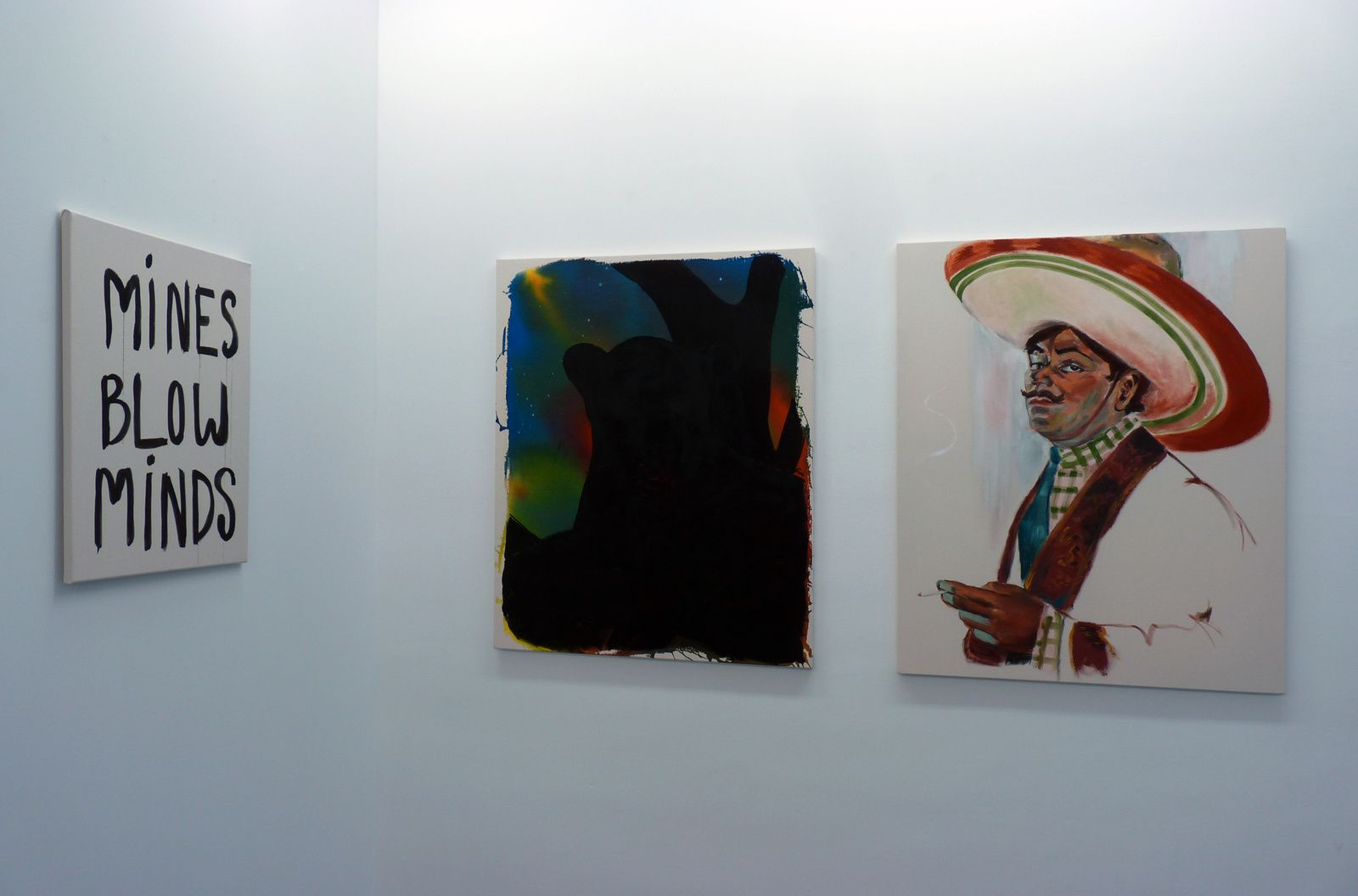 "Expo Solo Show: Jason Glasser ""The pursuit of happiness"""
