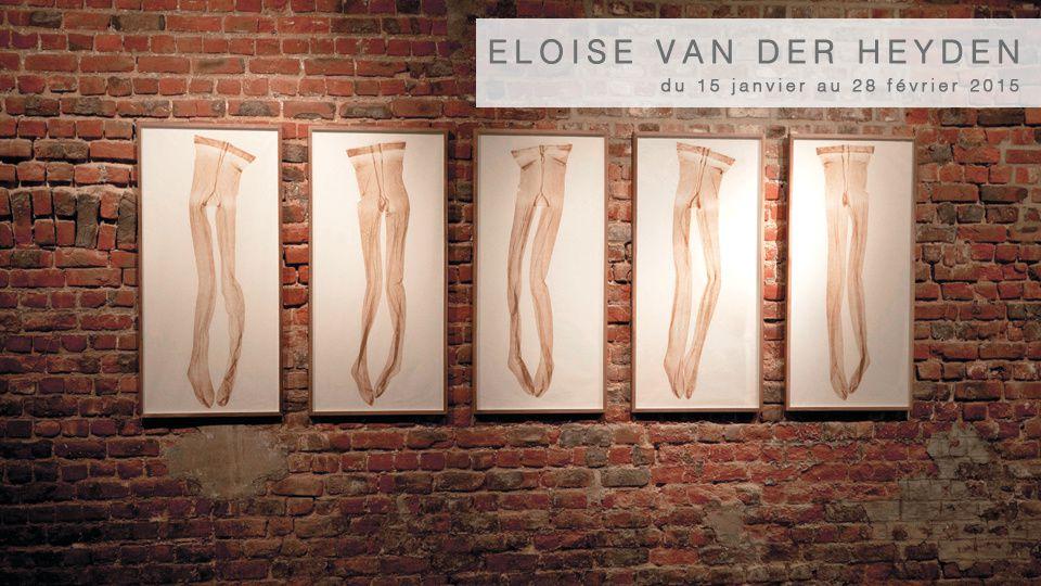 Expo Solo Show: Eloïse Van der Heyden « Zakhar »