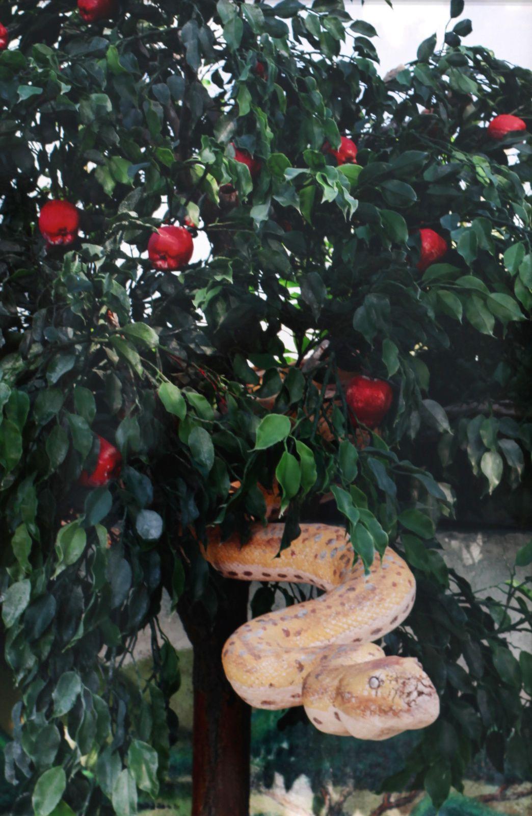 """Temptation"", 2014 de Terry Richardson Courtesy Galerie Perrotin © Photo Éric Simon"