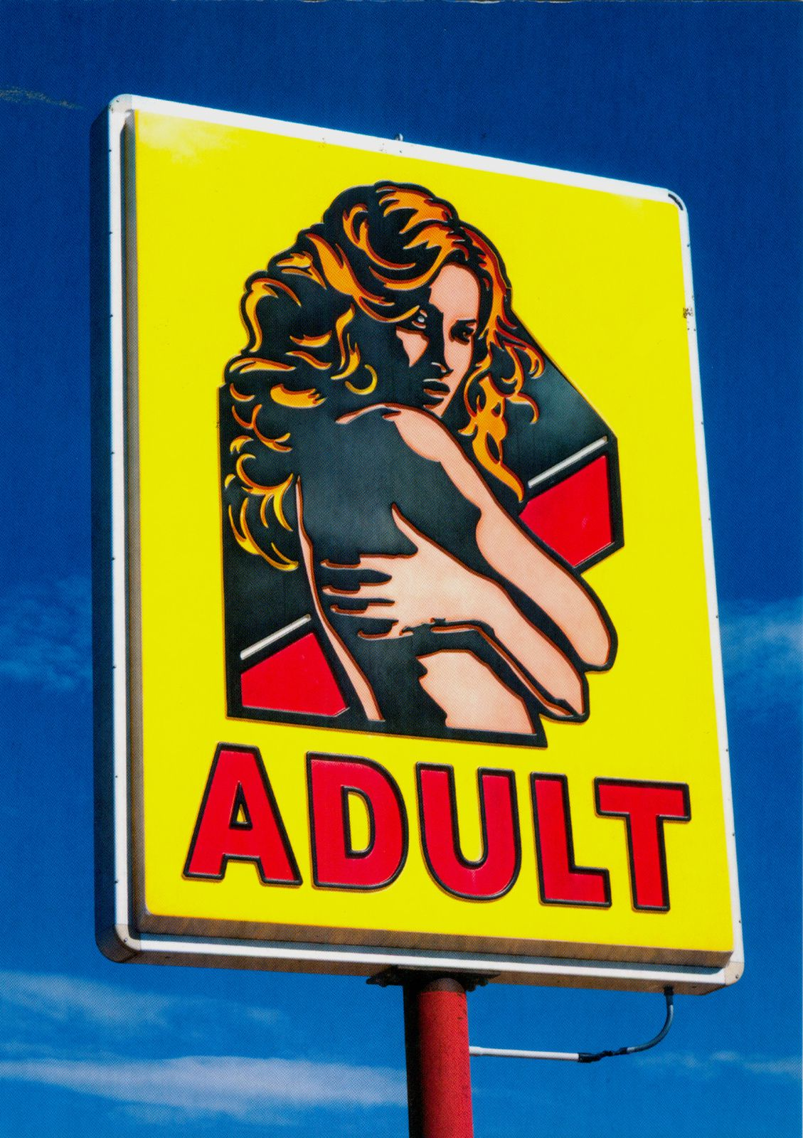 """Adult"", 2014 de Terry Richardson Courtesy Galerie Perrotin © Photo Éric Simon"