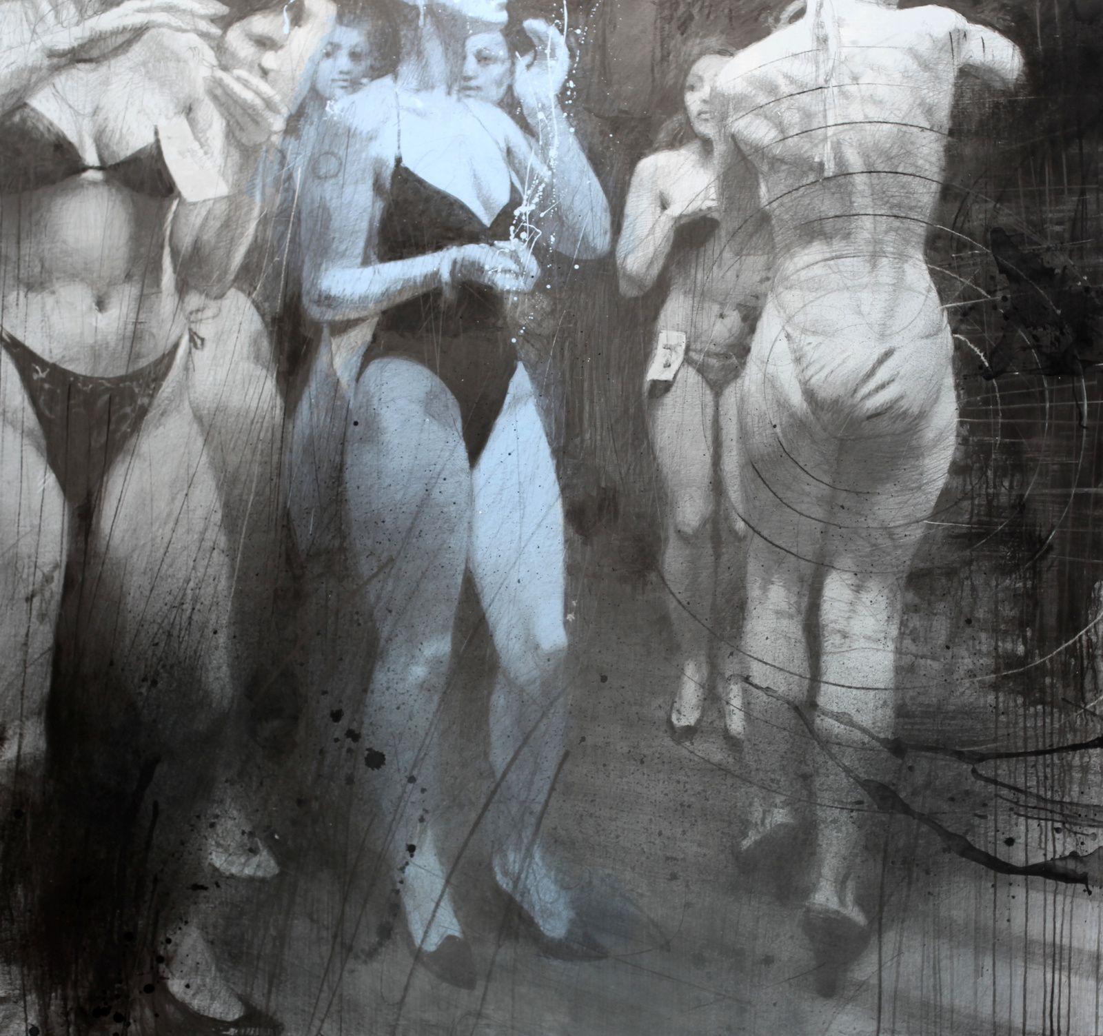 Kirill Chelushkin Courtesy NK Galerie © Photo Éric Simon