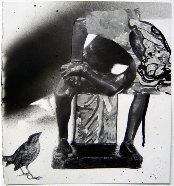 """Bird Watching"",  2011 de John Kleckner. Courtesy Galerie Dukan © Photo Éric Simon"