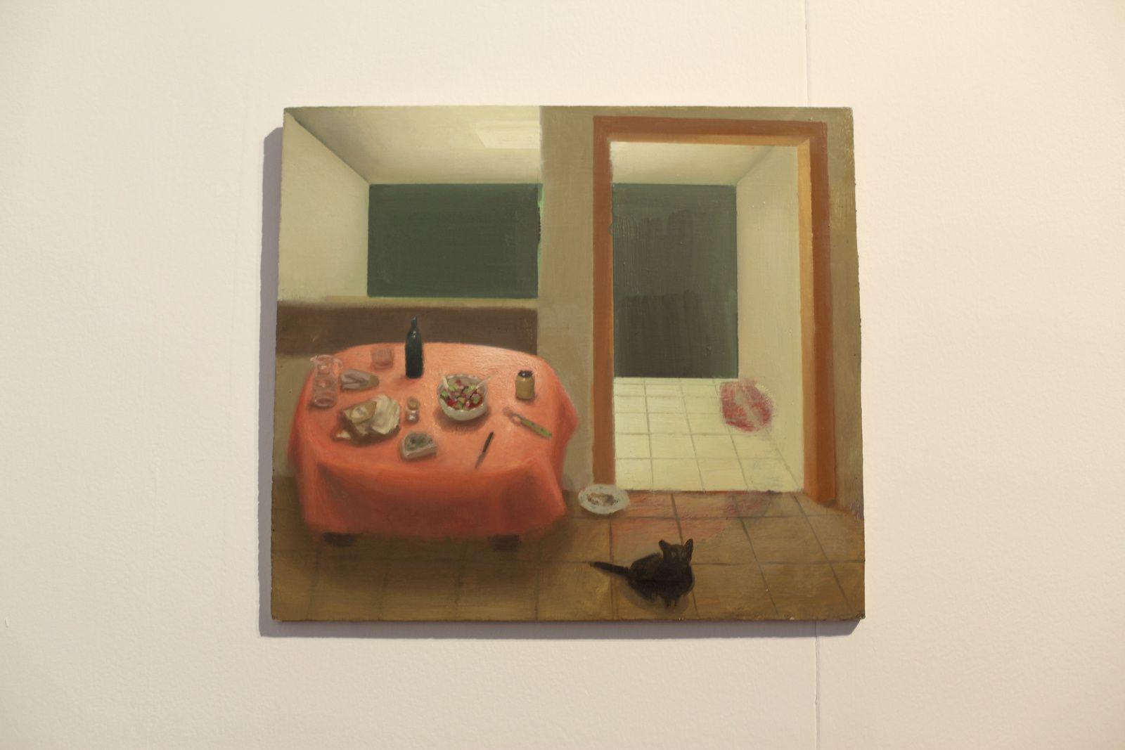 Marion BATAILLARD née en 1983 à Nantes. Vit et travaille à Montluçon. © Photo Éric Simon