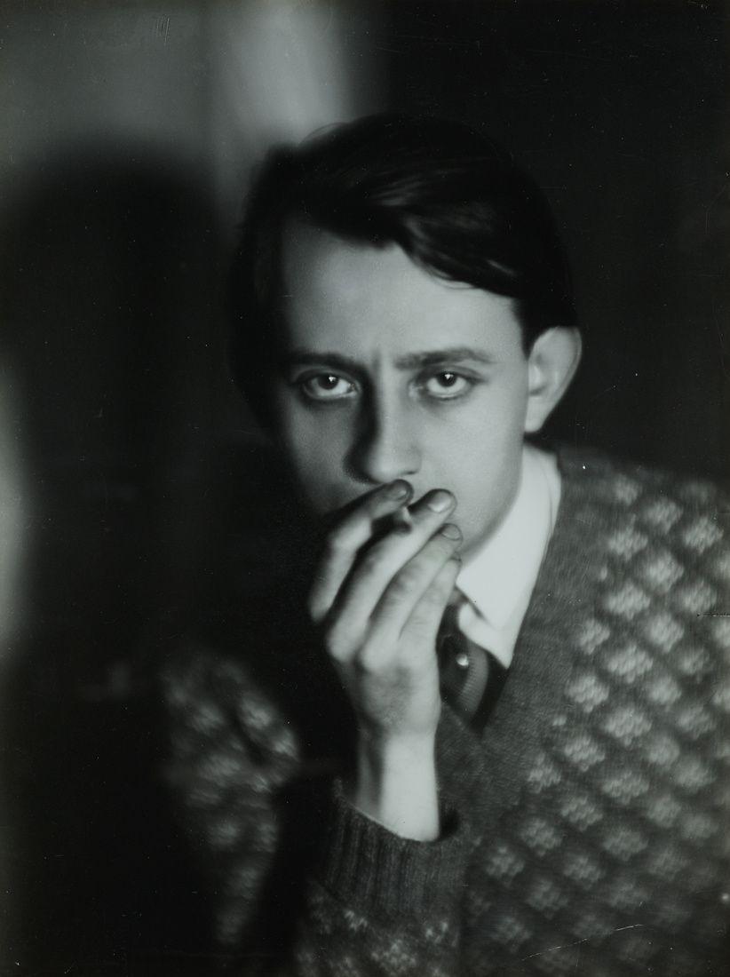"""""""André Malraux"""", 1930 de Germaine Krull"""