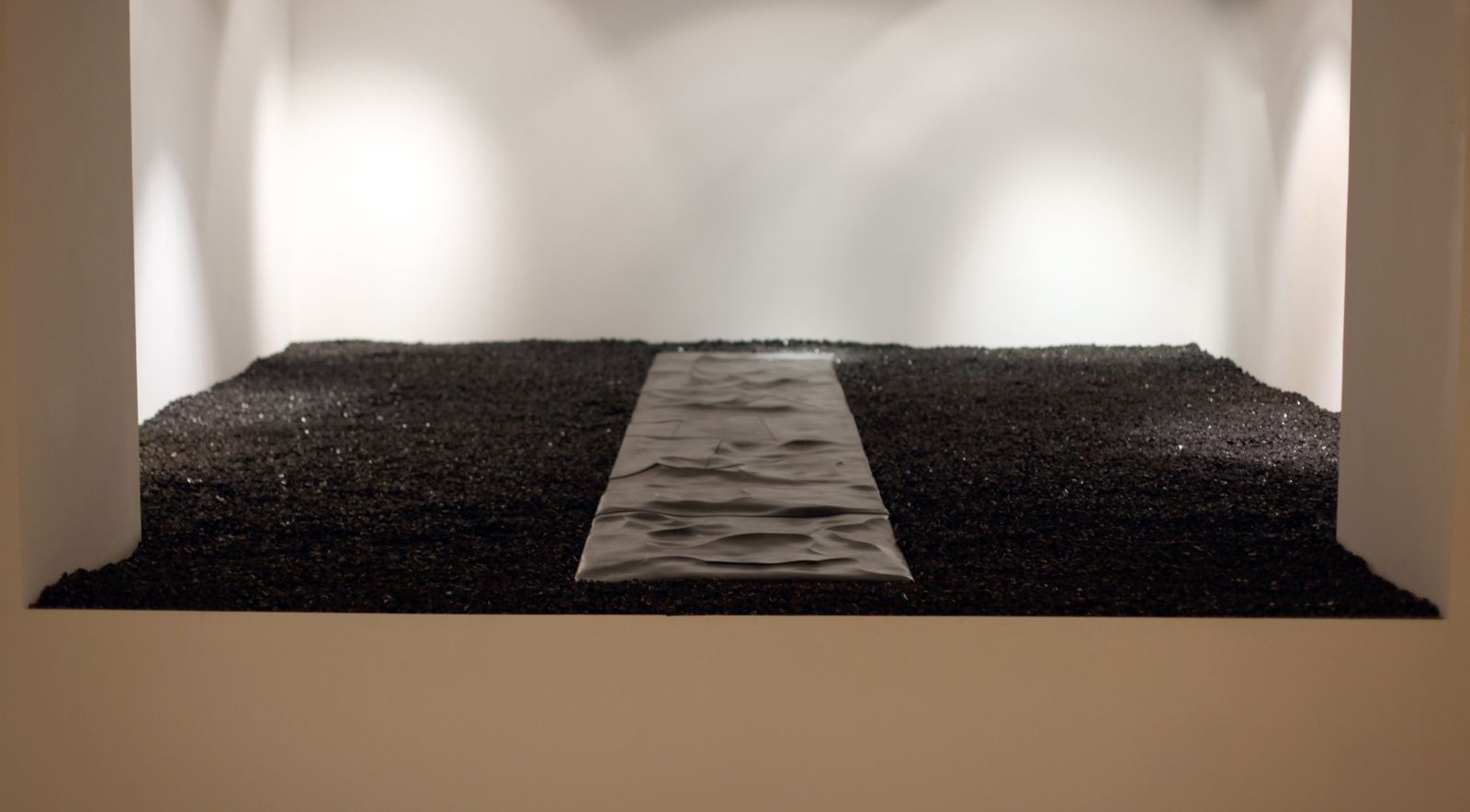 """Paysage d'eau"", 1982 de Pablo Reinoso - Courtesy Reinoso Studio © Photo Éric Simon"