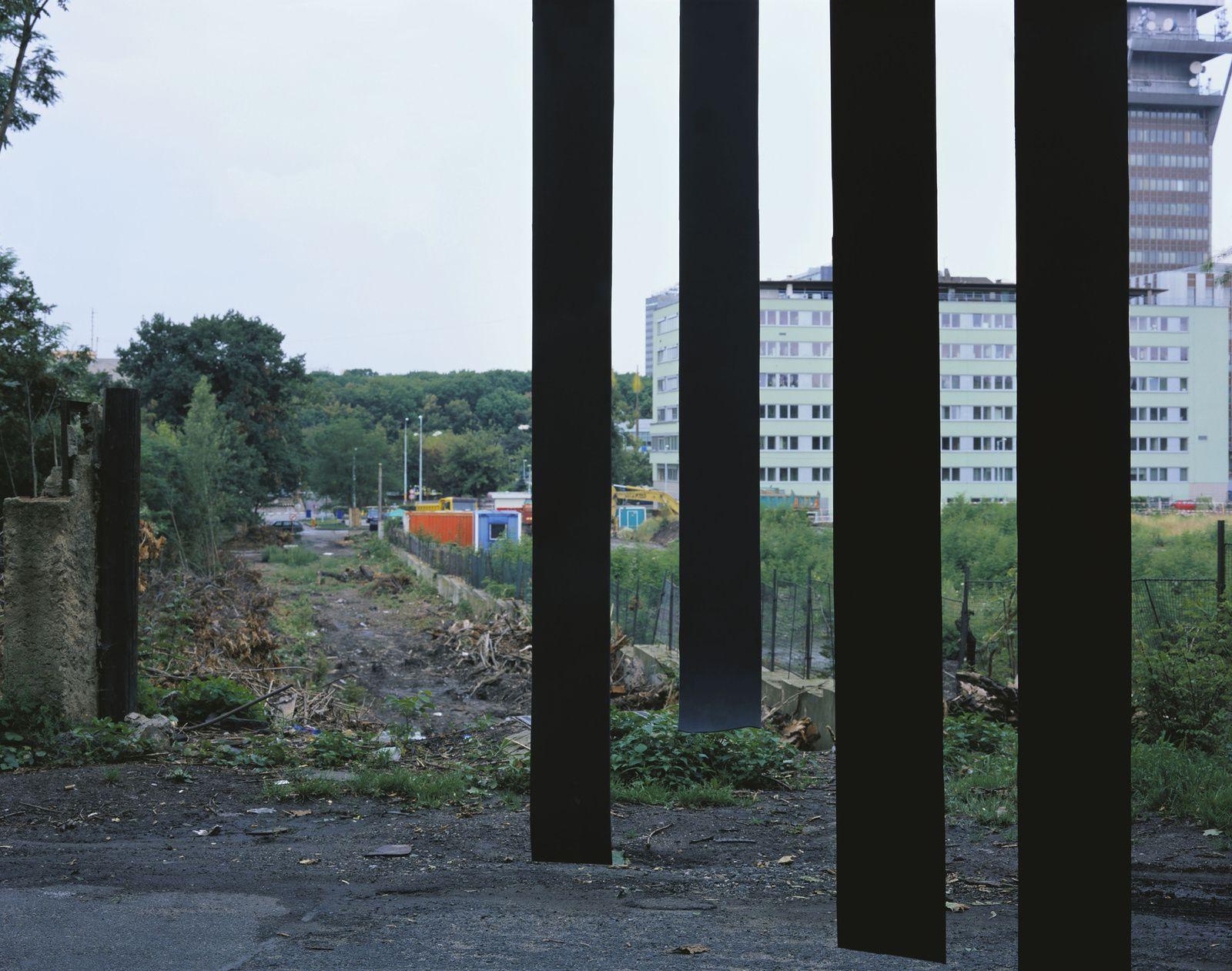 """""""Sans titre (bande quatre)"""", 2005 de Pierre Reimer"""
