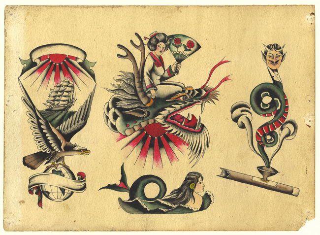 """""""Opium Devil"""" de Tom Berg"""