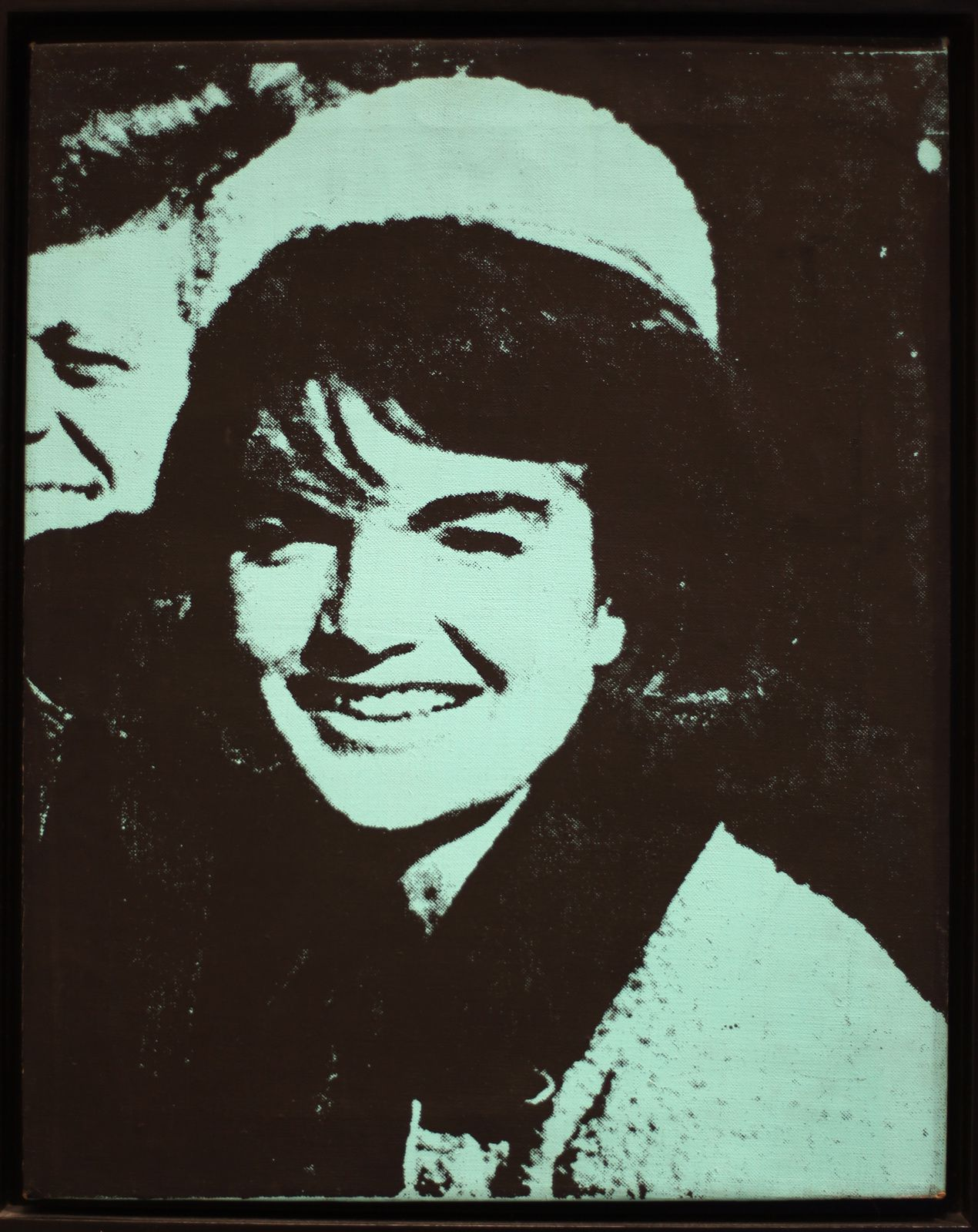 """Jackie"", 1964 d'Andy Warhol © Photo Éric Simon"