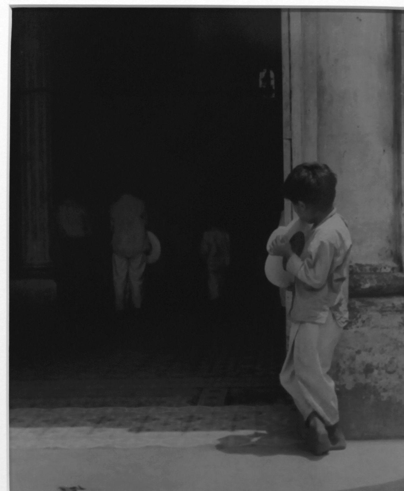 """""""Près de Zacapoaxtla"""", 1940 de Lola Alvarez Bravo © Photo Éric Simon"""