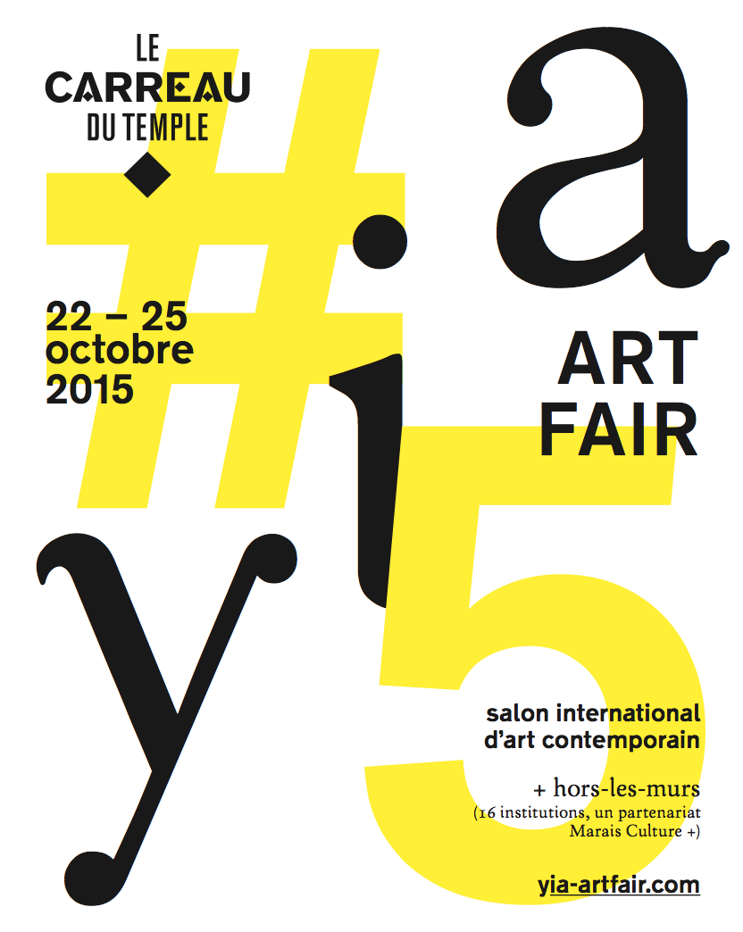 Yia Art Fair #05 - Salon International d'Art Contemporain