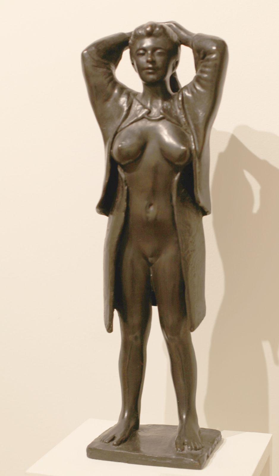 """Aurore"" de Joseph Erhardy - Courtesy Galerie Vallois © Photo Éric Simon"