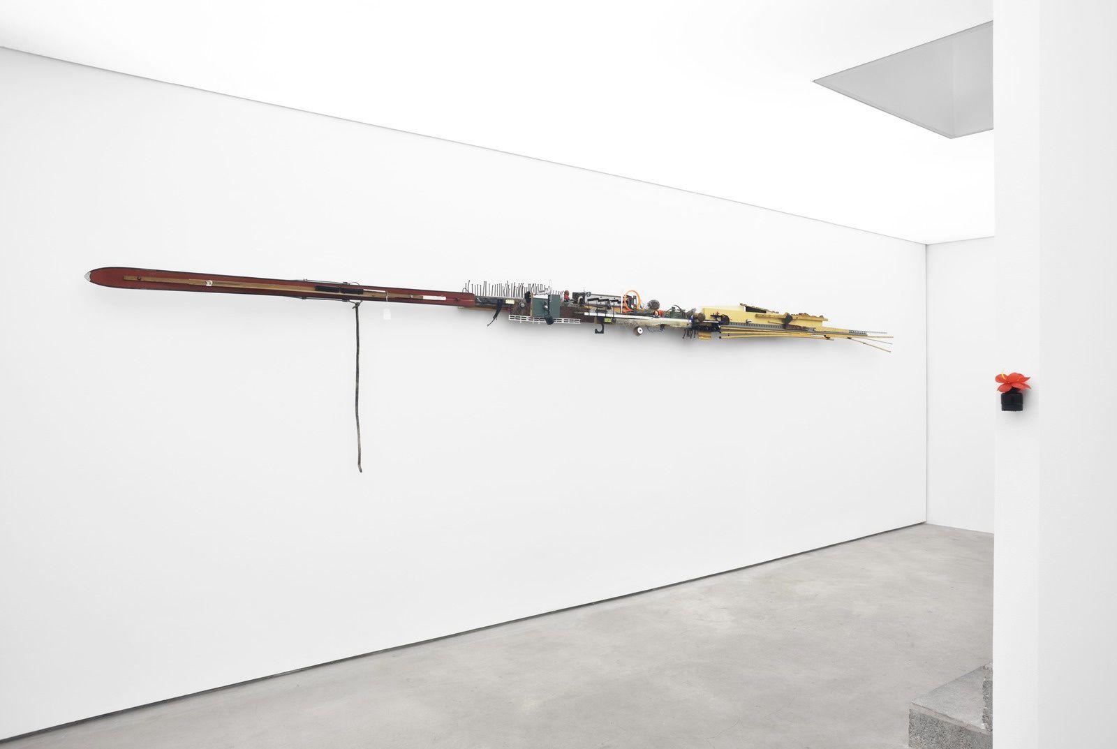 Expo Solo Show: Jeroen FRATEUR  « La vie quotidienne des outils inutiles »