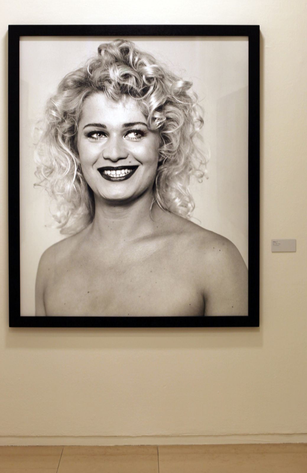 """Mika I"", 1991 Paris de Bettina Rheims - Courtesy MEP © Photo Éric Simon"